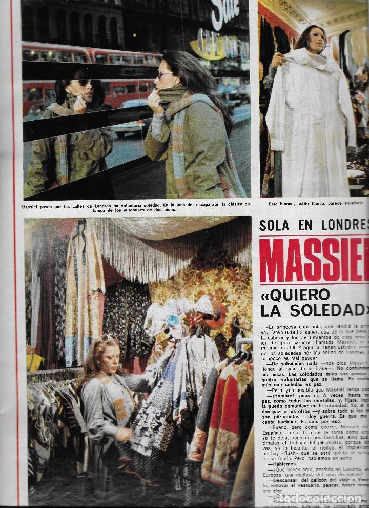 Coleccionismo de Revista Teleprograma: REVISTA TELE RADIO Nº 897 JOSE MARIA IÑIGO, MASSIEL, RAPHAEL, PACO DE LUCIA EN PAGINAS INTERIORES - Foto 2 - 196568308