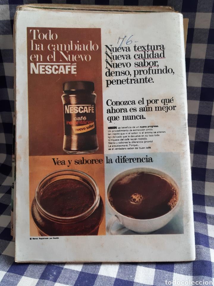 Coleccionismo de Revista Teleprograma: REVISTA TP TELEPROGRAMA N°136 ROCIO DURCAL - Foto 2 - 197182962