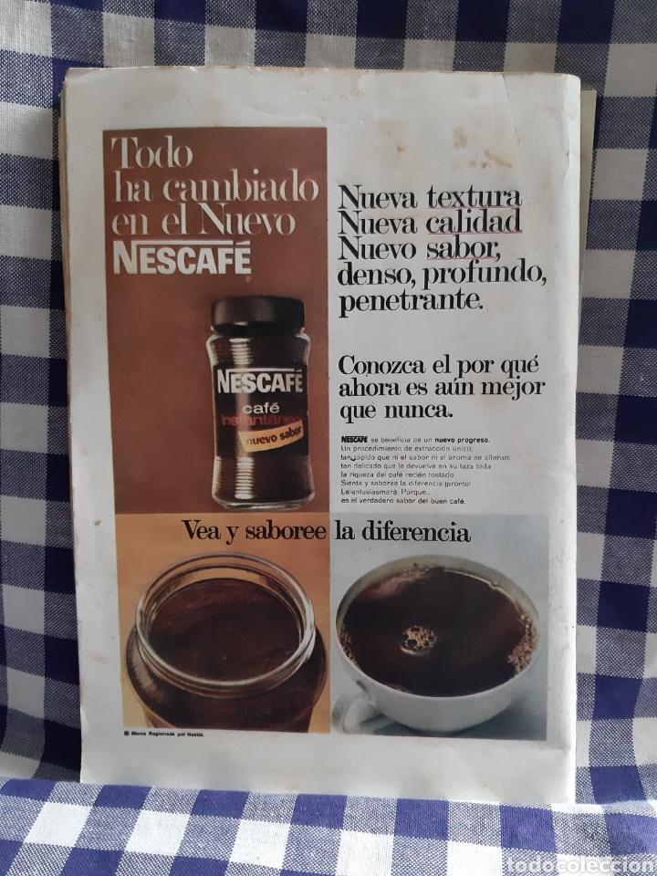 Coleccionismo de Revista Teleprograma: REVISTA TP TELEPROGRAMA N°135 RAPHAEL - Foto 2 - 197183920