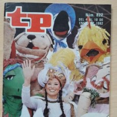 Coleccionismo de Revista Teleprograma: TELEPROGRAMA Nº 822 TERESA RABAL (1982). Lote 199700691