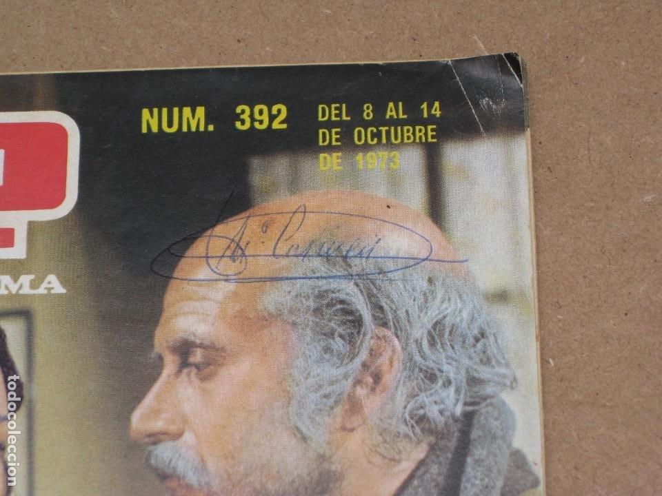 Coleccionismo de Revista Teleprograma: Lote 15 revistas teleprogramas tp. - Foto 10 - 202942665