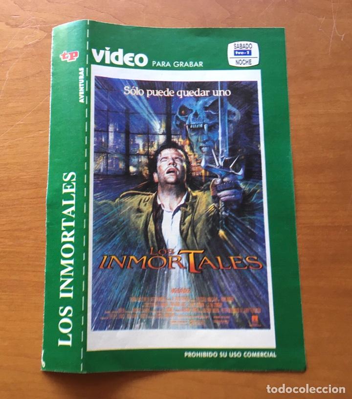Coleccionismo de Revista Teleprograma: Colección de 17 Carátulas películas VHS revista Teleprograma - Foto 13 - 205145931