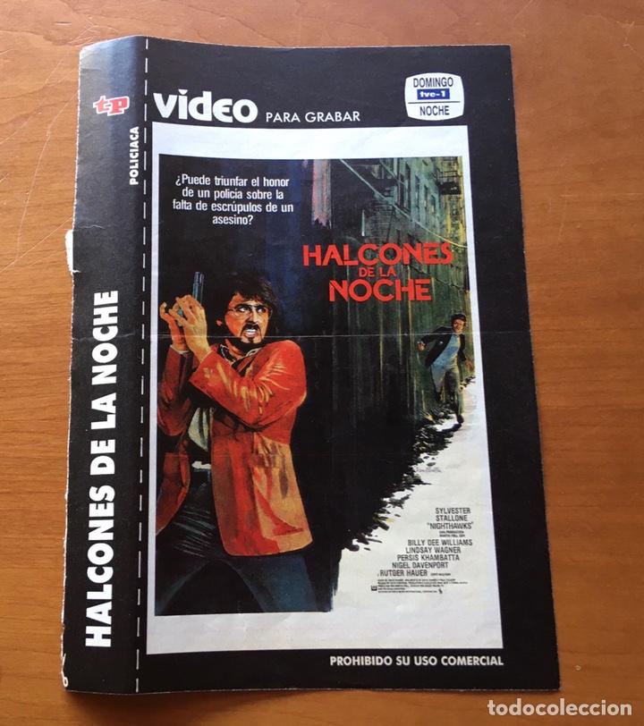 Coleccionismo de Revista Teleprograma: Colección de 17 Carátulas películas VHS revista Teleprograma - Foto 17 - 205145931
