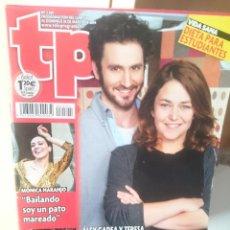 Coleccionismo de Revista Teleprograma: TP TELEPROGRAMA N 2501 - DEL 10 AL 16 MARZO 2014. Lote 205850967