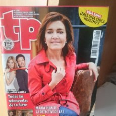 Coleccionismo de Revista Teleprograma: TP TELEPROGRAMA N 2498 - DEL 17 AL 23 FEBRERO 2014. Lote 205851076