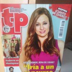Coleccionismo de Revista Teleprograma: TP TELEPROGRAMA N 2497 - DEL 10 AL 16 FEBRERO 2014. Lote 205851158