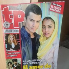 Coleccionismo de Revista Teleprograma: TP TELEPROGRAMA N 2496 - DEL 3 AL 9 FEBRERO 2014. Lote 205851211