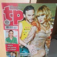 Coleccionismo de Revista Teleprograma: TP TELEPROGRAMA N 2488 - DEL 9 AL 15 DICIEMBRE 2013. Lote 205852013