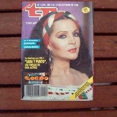 Coleccionismo de Revista Teleprograma: TP / TELEPROGRAMA / SARA MONTIEL. Lote 207193430