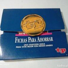 Coleccionismo de Revista Teleprograma: ANTIGUO Y ORIGINAL TP FICHAS. Lote 213731537
