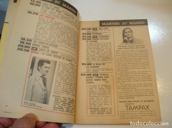 Coleccionismo de Revista Teleprograma: TP TELEPROGRAMA Nº 364. 1973. UN DOS TRES RESPONDA OTRA VEZ. DON CICUTA KIKO LEDGARD. - Foto 4 - 215240893