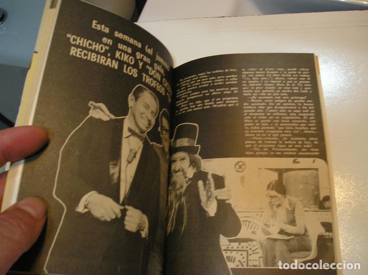 Coleccionismo de Revista Teleprograma: TP TELEPROGRAMA Nº 364. 1973. UN DOS TRES RESPONDA OTRA VEZ. DON CICUTA KIKO LEDGARD. - Foto 6 - 215240893