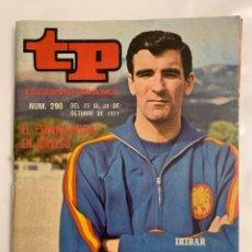 Coleccionismo de Revista Teleprograma: TELPROGRAMAS 290. Lote 218158261