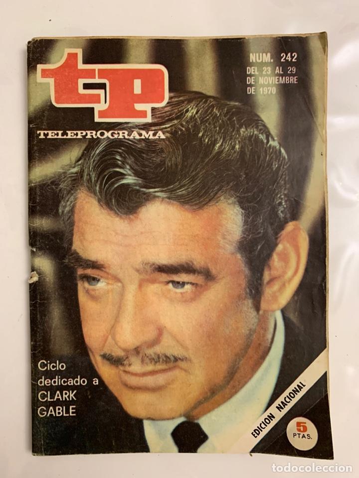 TELEPROGRAMA DOS 142 (Coleccionismo - Revistas y Periódicos Modernos (a partir de 1.940) - Revista TP ( Teleprograma ))