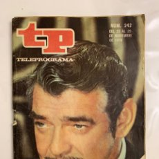 Coleccionismo de Revista Teleprograma: TELEPROGRAMA DOS 142. Lote 218158778