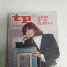 Coleccionismo de Revista Teleprograma: TP - 1046 - DRAGONES Y MAZMORRAS BARRIO SÉSAMO..... Lote 219083855