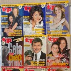 Coleccionismo de Revista Teleprograma: TP AÑO 2005 COMPLETO. Lote 219212511