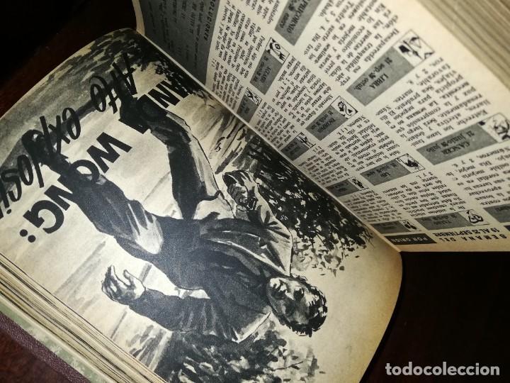 Coleccionismo de Revista Teleprograma: REVISTA TP TELEPROGRAMA 14 TOMOS ENCUADERNADOS NUMEROS 1 A 240 AÑOS 1966 A 1970 ESTADO PERFECTO - Foto 7 - 195075030