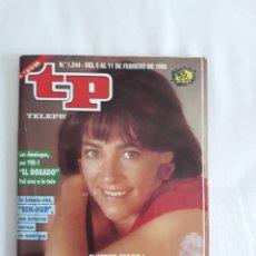 Coleccionismo de Revista Teleprograma: TP TELEPROGRAMA N. 1244 CARMEN MAURA EDICIÓN MADRID CON GUÍA DE ESPECTÁCULOS DE 32 PÁGINAS MÁS. Lote 222010972