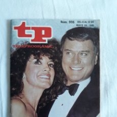 Coleccionismo de Revista Teleprograma: TP TELEPROGRAMA N. 996. Lote 222148437