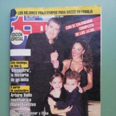 Coleccionismo de Revista Teleprograma: TP - TELEPROGRAMA 2002 - AGOSTO 2004. Lote 222422770