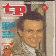 Collectionnisme de Magazine Teleprograma: TELEPROGRAMA NUMERO 1182. Lote 227585735