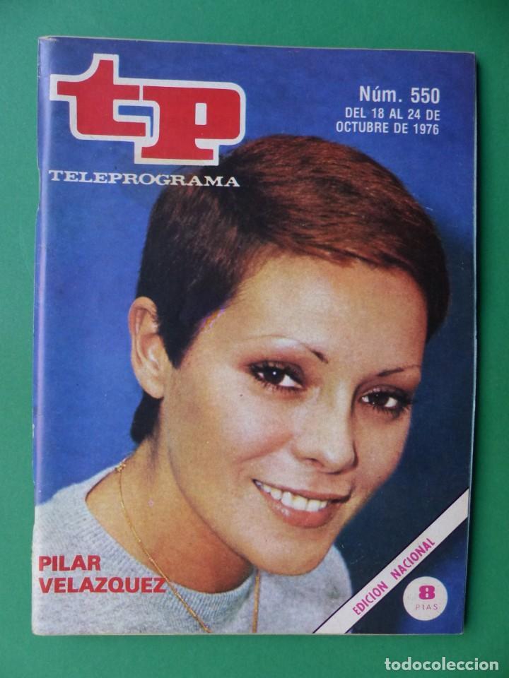 Coleccionismo de Revista Teleprograma: TP TELEPROGRAMA - 24 REVISTAS AÑOS 1970-1976-1977 - VER FOTOS ADICIONALES - Foto 3 - 242060740