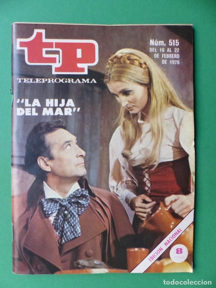Coleccionismo de Revista Teleprograma: TP TELEPROGRAMA - 24 REVISTAS AÑOS 1970-1976-1977 - VER FOTOS ADICIONALES - Foto 4 - 242060740