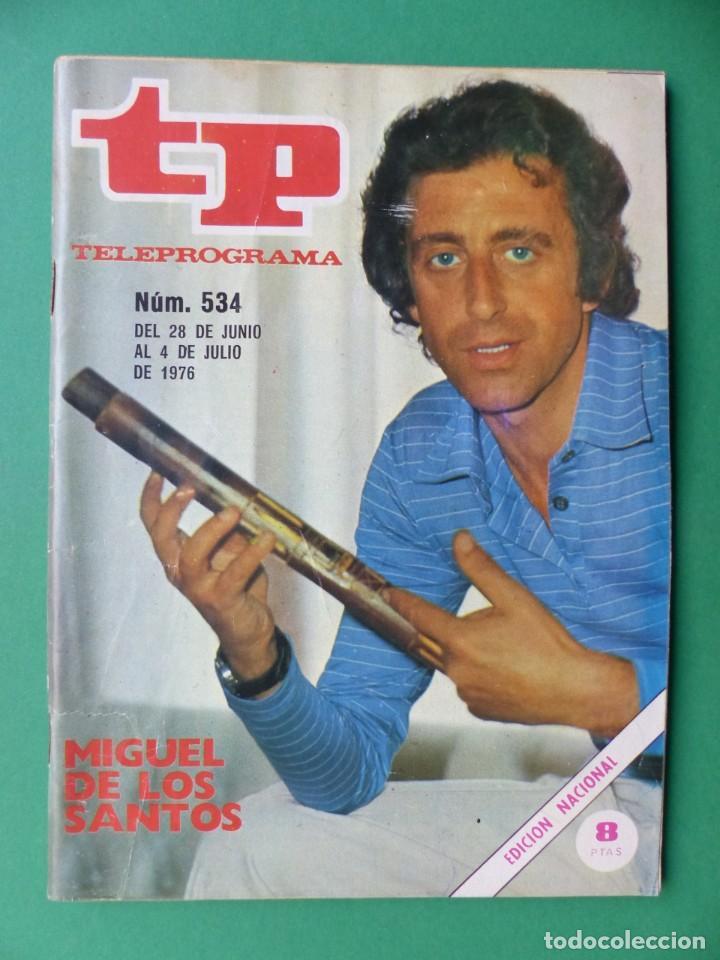 Coleccionismo de Revista Teleprograma: TP TELEPROGRAMA - 24 REVISTAS AÑOS 1970-1976-1977 - VER FOTOS ADICIONALES - Foto 6 - 242060740