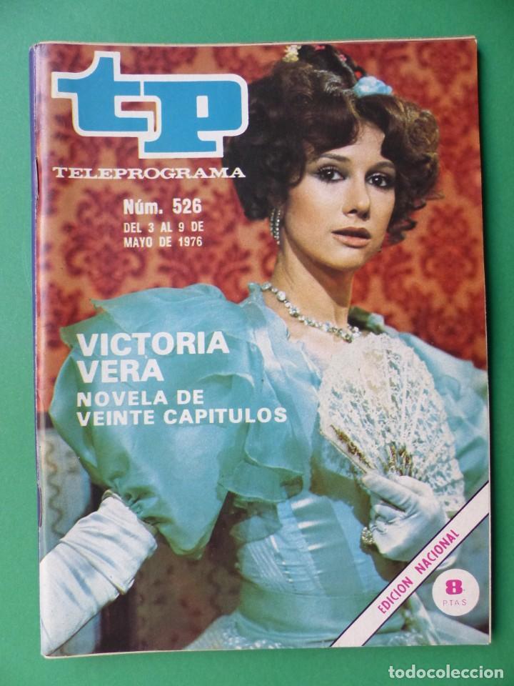 Coleccionismo de Revista Teleprograma: TP TELEPROGRAMA - 24 REVISTAS AÑOS 1970-1976-1977 - VER FOTOS ADICIONALES - Foto 9 - 242060740