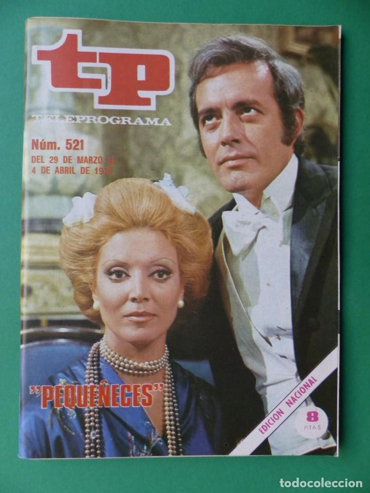 Coleccionismo de Revista Teleprograma: TP TELEPROGRAMA - 24 REVISTAS AÑOS 1970-1976-1977 - VER FOTOS ADICIONALES - Foto 10 - 242060740