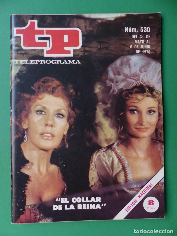 Coleccionismo de Revista Teleprograma: TP TELEPROGRAMA - 24 REVISTAS AÑOS 1970-1976-1977 - VER FOTOS ADICIONALES - Foto 11 - 242060740