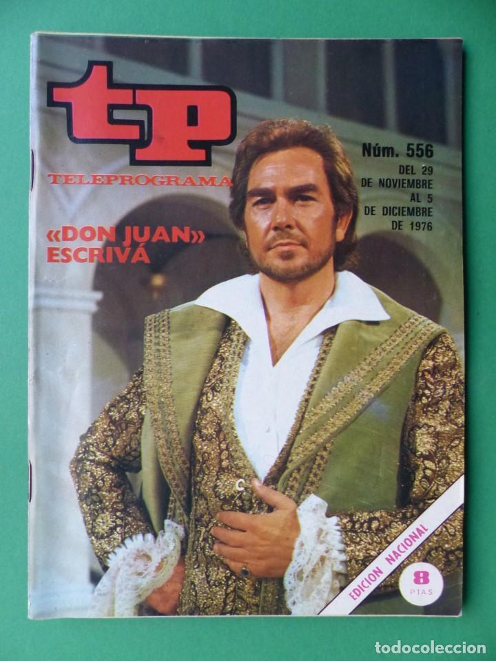 Coleccionismo de Revista Teleprograma: TP TELEPROGRAMA - 24 REVISTAS AÑOS 1970-1976-1977 - VER FOTOS ADICIONALES - Foto 15 - 242060740