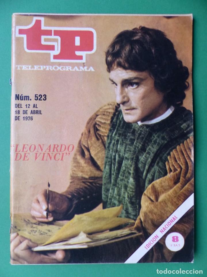 Coleccionismo de Revista Teleprograma: TP TELEPROGRAMA - 24 REVISTAS AÑOS 1970-1976-1977 - VER FOTOS ADICIONALES - Foto 16 - 242060740