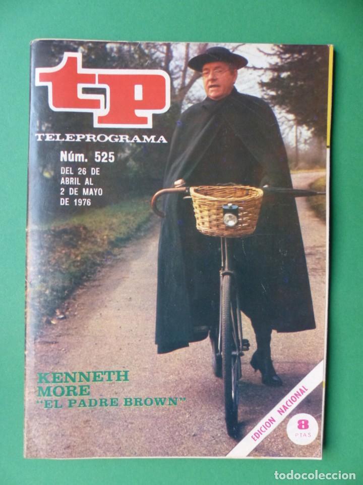 Coleccionismo de Revista Teleprograma: TP TELEPROGRAMA - 24 REVISTAS AÑOS 1970-1976-1977 - VER FOTOS ADICIONALES - Foto 17 - 242060740