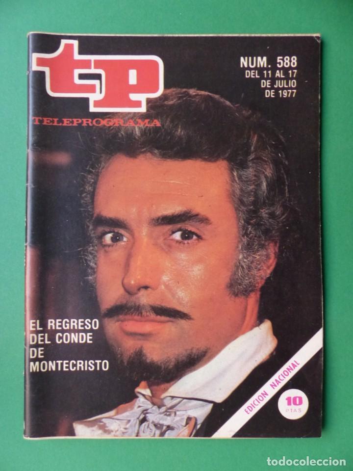 Coleccionismo de Revista Teleprograma: TP TELEPROGRAMA - 24 REVISTAS AÑOS 1970-1976-1977 - VER FOTOS ADICIONALES - Foto 19 - 242060740