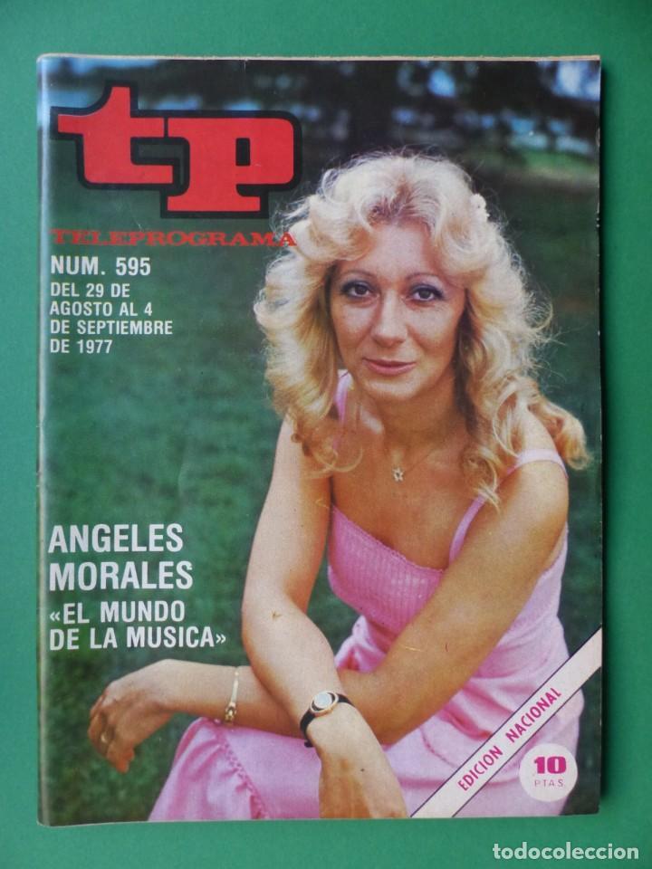 Coleccionismo de Revista Teleprograma: TP TELEPROGRAMA - 24 REVISTAS AÑOS 1970-1976-1977 - VER FOTOS ADICIONALES - Foto 21 - 242060740