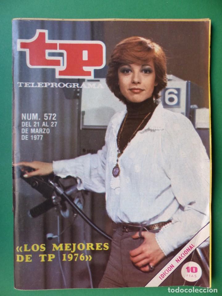 Coleccionismo de Revista Teleprograma: TP TELEPROGRAMA - 24 REVISTAS AÑOS 1970-1976-1977 - VER FOTOS ADICIONALES - Foto 24 - 242060740