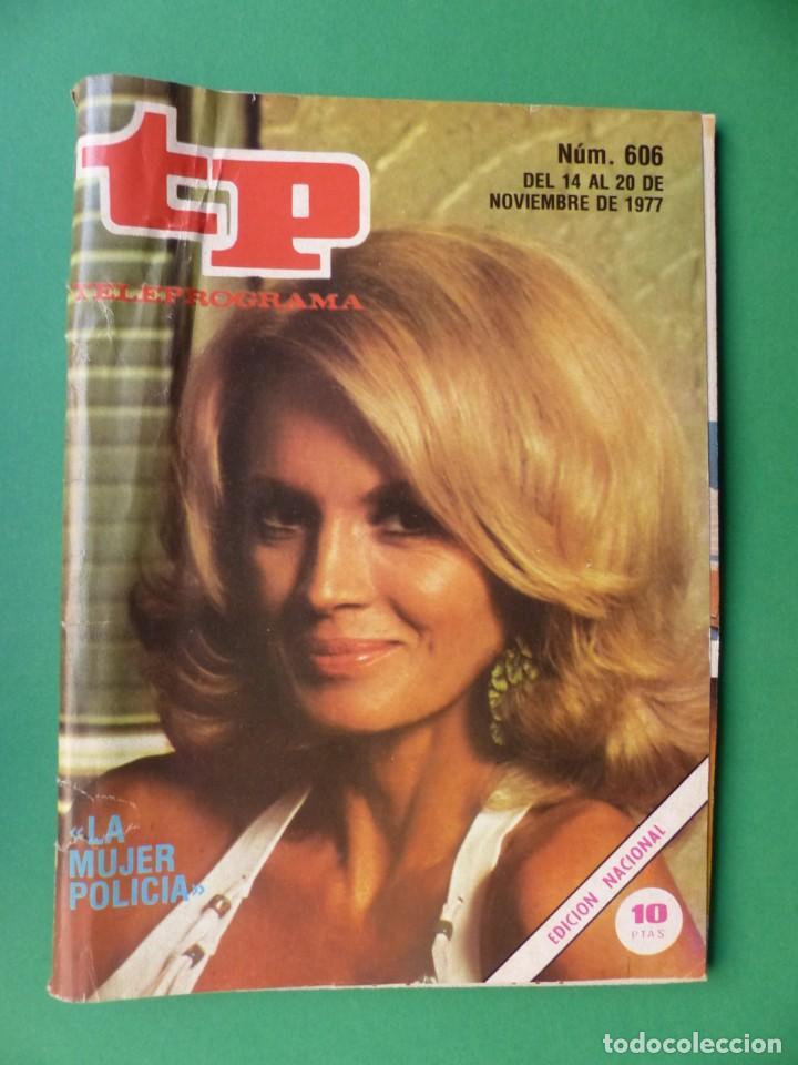 Coleccionismo de Revista Teleprograma: TP TELEPROGRAMA - 24 REVISTAS AÑOS 1970-1976-1977 - VER FOTOS ADICIONALES - Foto 25 - 242060740