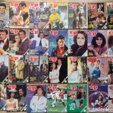 Collectionnisme de Magazine Teleprograma: TELEPROGRAMAS AÑO 1986 COMPLETO. Lote 242993035