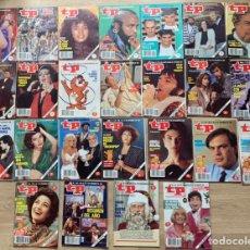 Collectionnisme de Magazine Teleprograma: TELPROGRAMAS AÑO 1988. Lote 243173090