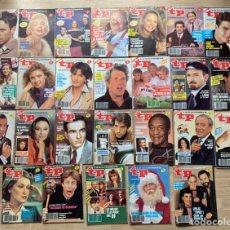 Coleccionismo de Revista Teleprograma: TELPROGRAMAS AÑO 1989 COMPLETO. Lote 243178215