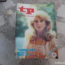 Coleccionismo de Revista Teleprograma: TP Nº 918, 1983, FLAMINGO ROAD. Lote 244002465