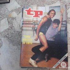 Coleccionismo de Revista Teleprograma: TP Nº 931, 1984, FAMA. Lote 244004640