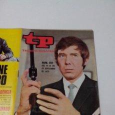 Collectionnisme de Magazine Teleprograma: REVISTA TP TELE PROGRAMA AÑO 1970 Nº 232 EL DETECTIVE FANTASMA. Lote 253933900