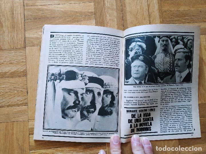 Coleccionismo de Revista Teleprograma: REVISTA TP TELEPROGRAMA 944. EL PIRATA FRANCO NERO. EL RETORNO DEL JEDI. MOTO VESPA. HOTEL - Foto 7 - 268952439