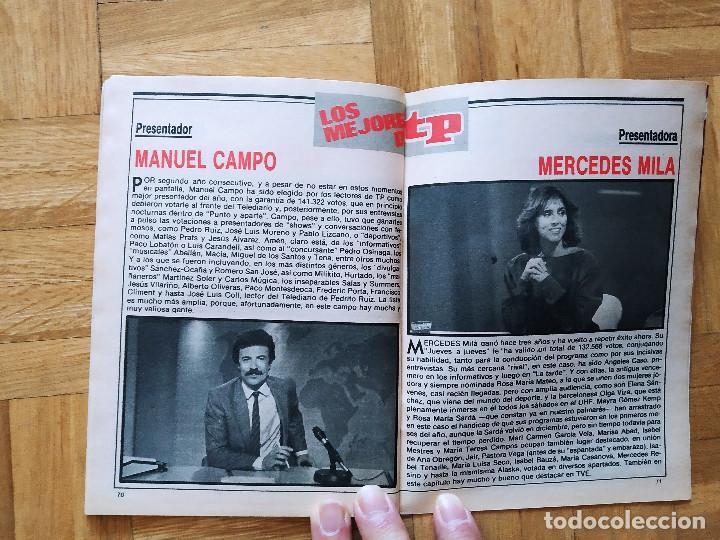 Coleccionismo de Revista Teleprograma: REVISTA TP TELEPROGRAMA 1091 ALASKA LA BOLA DE CRISTAL ALFREDO LANDA AMPARO LARRAÑAGA MACARIO MILA - Foto 4 - 268953279