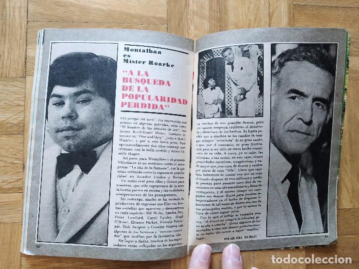 Coleccionismo de Revista Teleprograma: REVISTA TP TELEPROGRAMA 964 UNA ISLA RESERVADA PARA UHF. ENTRE BOBOS ANDA EL JUEGO, JUANITO NAVARRO - Foto 4 - 268954789