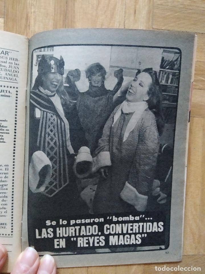 Coleccionismo de Revista Teleprograma: REVISTA TP TELEPROGRAMA 874. UN, DOS, TRES. LAS HURTADO. MAGAS TACAÑONAS - Foto 2 - 269042008