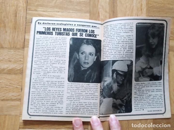 Coleccionismo de Revista Teleprograma: REVISTA TP TELEPROGRAMA 874. UN, DOS, TRES. LAS HURTADO. MAGAS TACAÑONAS - Foto 4 - 269042008